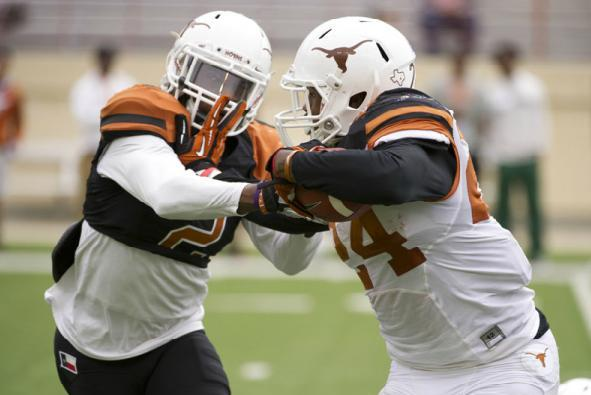 Texas Football: How the Longhorns Are Leaning on Their 2011 Recruiting Class