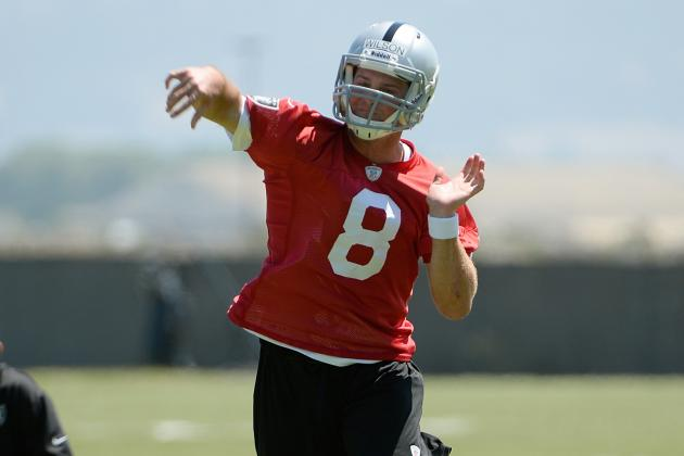 What Tyler Wilson Must Prove Before Claiming Raiders' Starting QB Spot