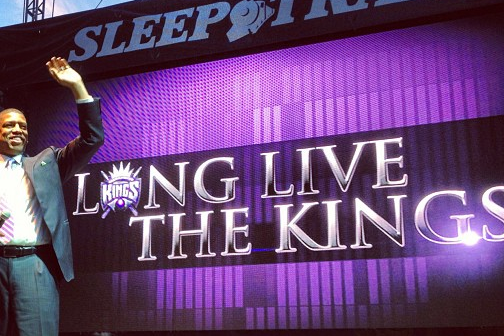 Instagram: Team Holds 'Long Live the Kings' Rally