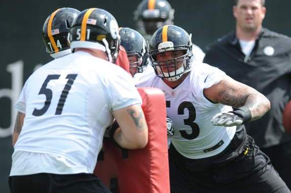 Steelers Hope New Blocking Scheme Kick-Starts Running Game