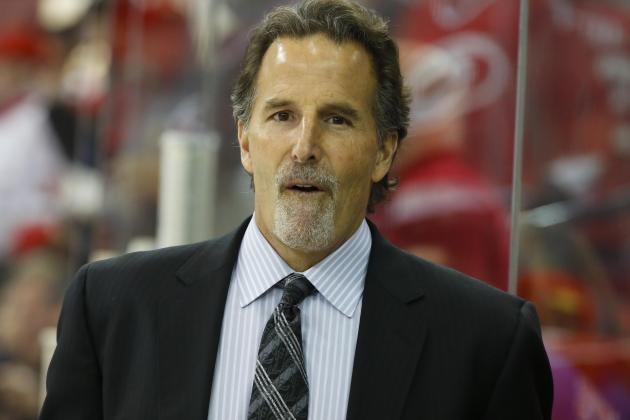 VIDEO: John Tortorella with a Passionate Defense of Brad Richards