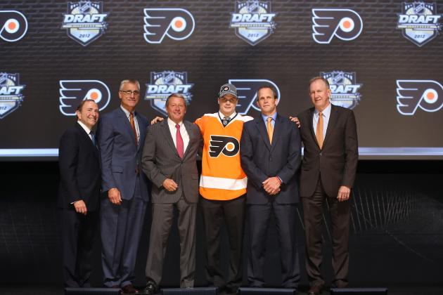 Evaluating Experts' Mock Drafts for the Philadelphia Flyers