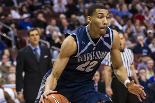 Report: Cavaliers Considering Otto Porter with No. 1 Pick