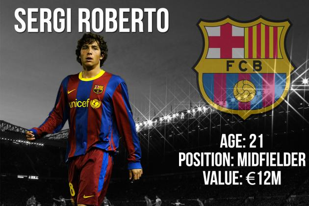 Sergi Roberto: Summer Transfer Window Profile and Scouting Report