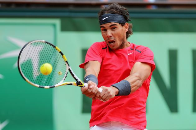 French Open 2013 Draw Results: Full List of Seedings and Brackets