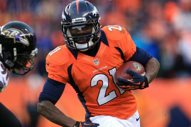 Ronnie Hillman Trying to Make Most of His Time with Broncos Starters