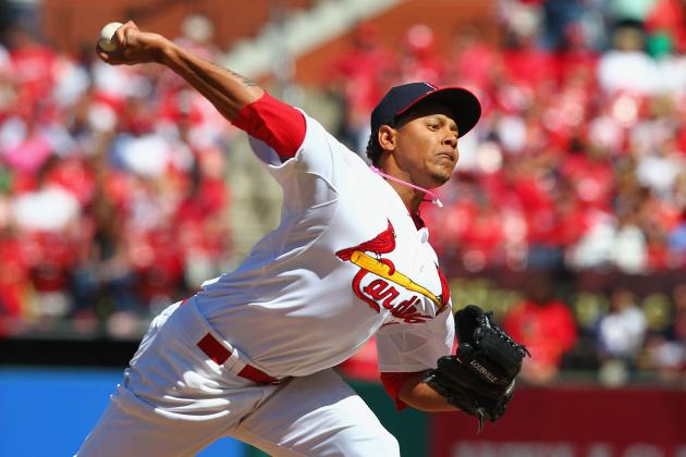 How Far Can the St. Louis Cardinals Depth Carry Them?