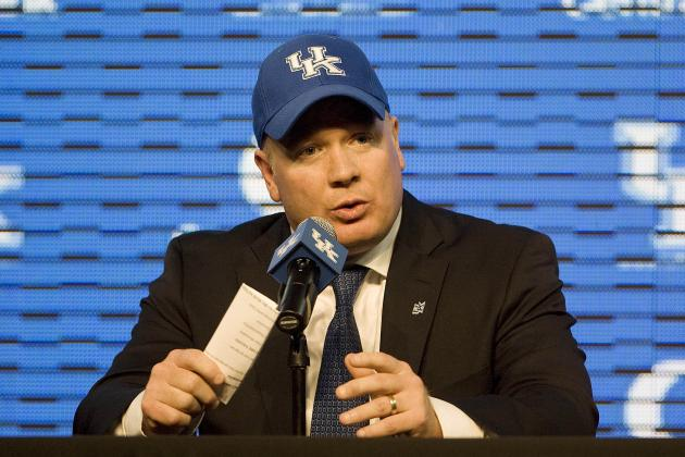 How Mark Stoops and Kentucky Are Already Making an Impact in Recruiting