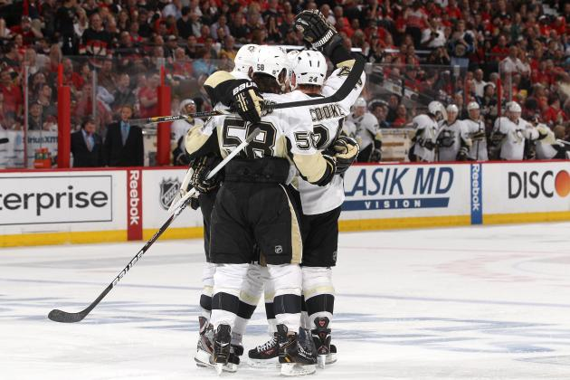 Penguins Eye Clincher Tonight Against Senators