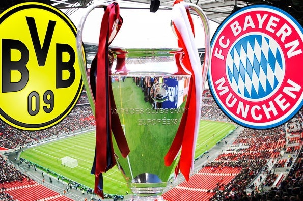 Borussia Dortmund vs Bayern Munich: Date, Time, Live Stream, TV Info and Preview