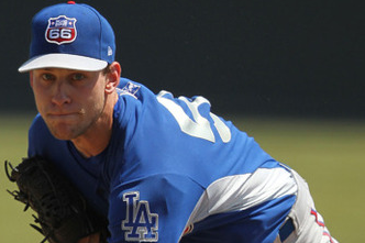 Dodgers Shift Former First-Rounder Aaron Miller from Pitcher to Outfielder
