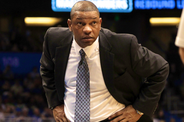 Nets Reportedly Denied Permission to Speak to Doc Rivers About Head Coaching Job
