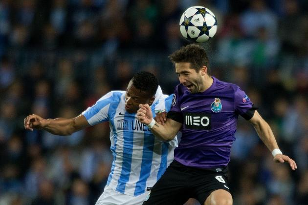 AS Monaco Agrees to Deal for Porto Stars Joao Moutinho and James Rodriguez