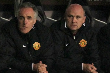 Man Utd Confirm Departure of 2 Coaches
