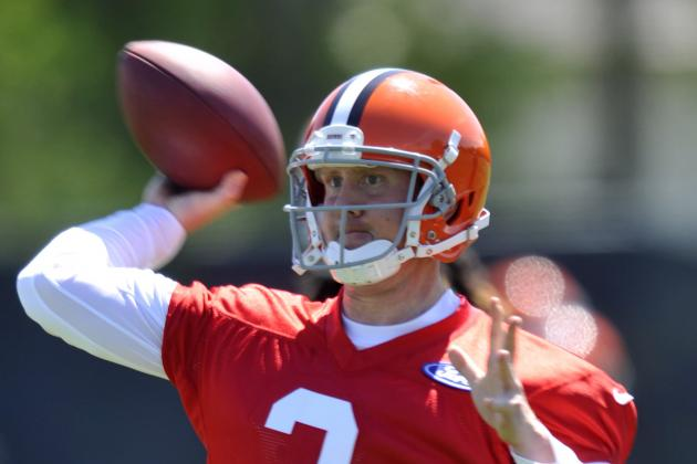 Weeden Remains the Only Option for QB