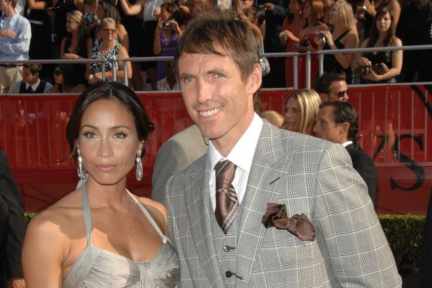 Steve Nash's Ex-Wife: Banned from LA so He Can Avoid Paying Child Support?