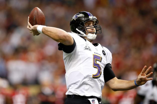 Reasons Why Flacco Could Have His Best Season in 2013