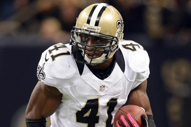 New Orleans Saints Sign Roman Harper to Extension