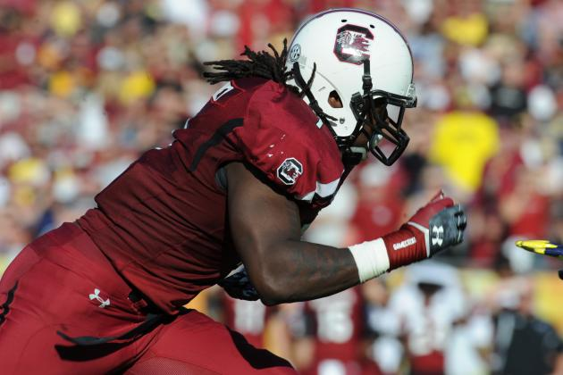 Jadeveon Clowney Is Not Safe for College Football