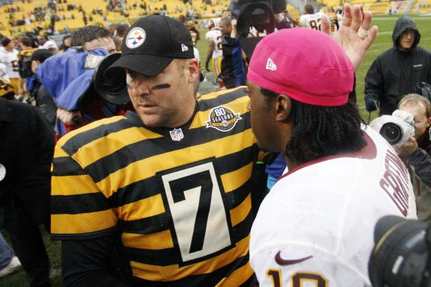 Roethlisberger Challenges Young Quarterbacks