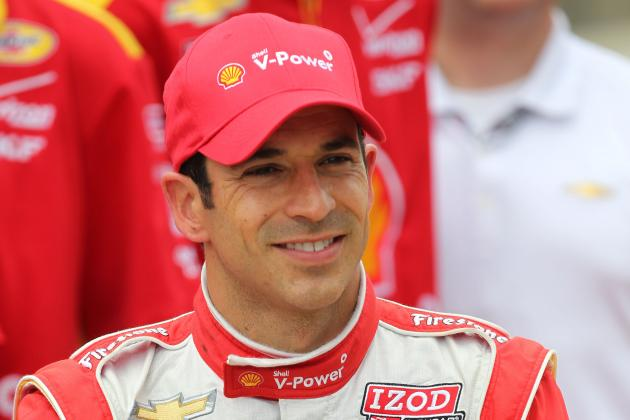 Castroneves: Indy 500 Win Trumps Sex