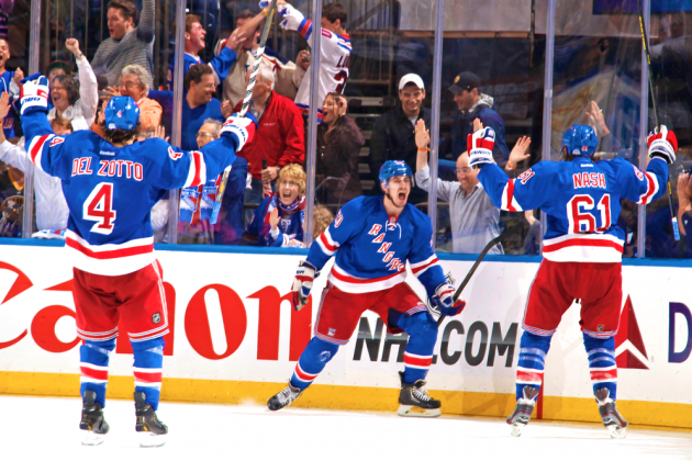 Rangers vs. Bruins: Survival Mode Is Business as Usual for New York