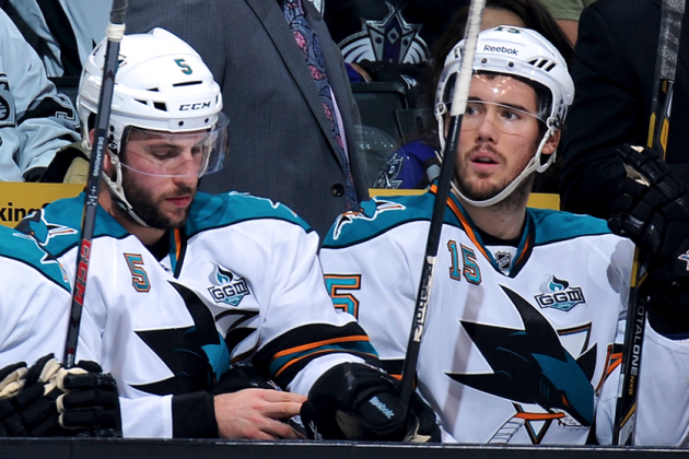 San Jose vs. Los Angeles: No Need for Veteran Sharks to Panic in 3-2 Hole