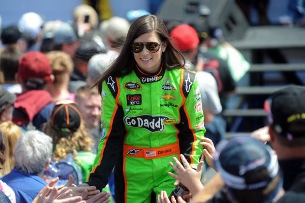 Danica Patrick Should Attempt Indy 500, Coca-Cola 600 Racing Double Next Year