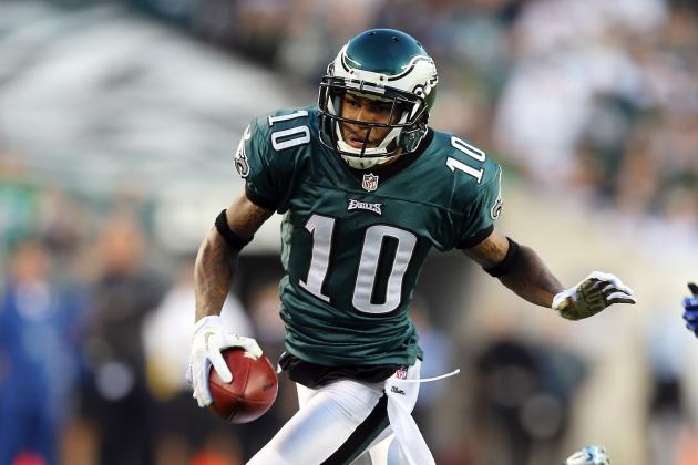 DeSean Jackson Explains 'Pot' Tweet