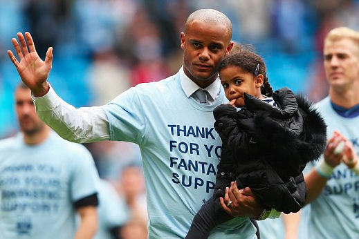 Kompany Still Troubled by Calf Injury as City Try to Get Skipper Fit