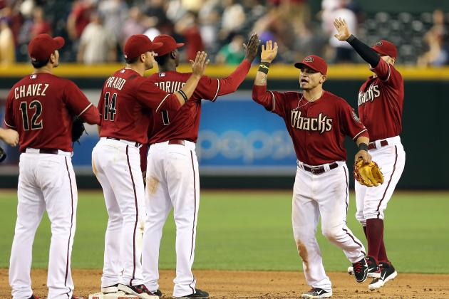 Diamondbacks' Defense Best in the Majors