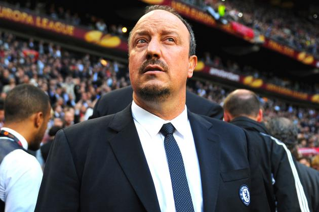 Rafael Benitez Will Become New Napoli Coach