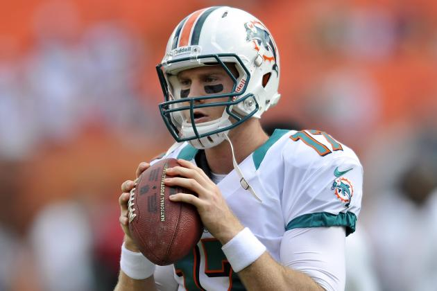 Ryan Tannehill Starts Getting Acquainted with Talented Newcomers