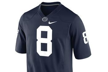 Penn State Football Jerseys to Take on a New Look