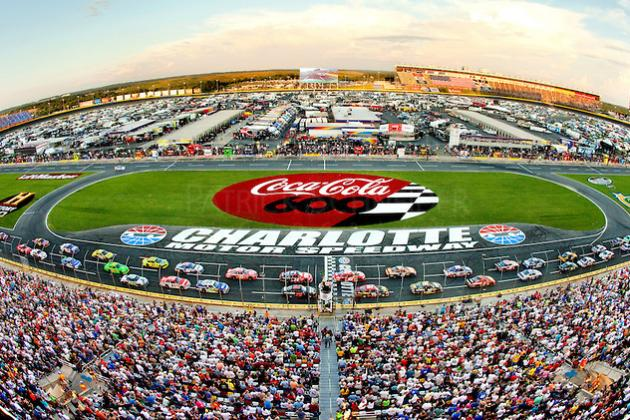 NASCAR Numbers Game: 7 Amazing Stats for the Coca-Cola 600
