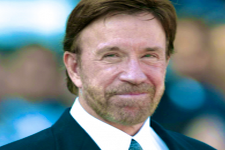 Tim Tebow Has a New Fighter in His Corner: Chuck Norris
