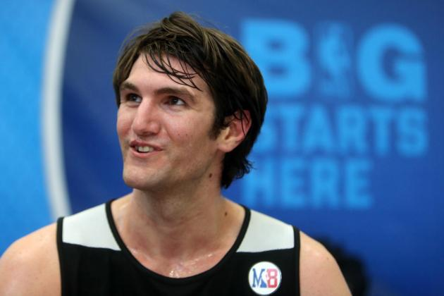 NBA Draft 2013: New York Knicks Should Draft Jeff Withey