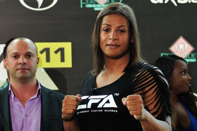 Transgender Fighter Fallon Fox Speaks on Her Journey to the Cage
