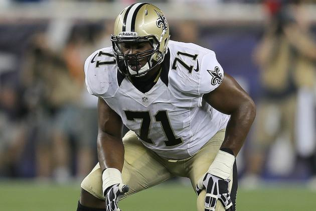 Saints Short a Blocker, with Starter Charles Brown out