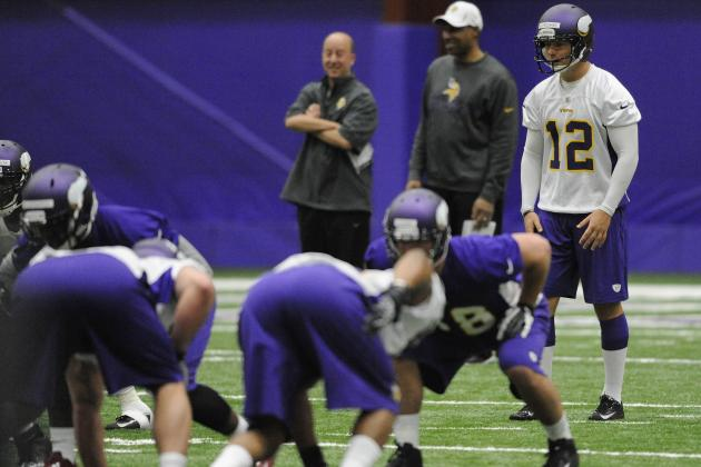 Minnesota Vikings' New Punter Jeff Locke a Social Crusader in His Own Right