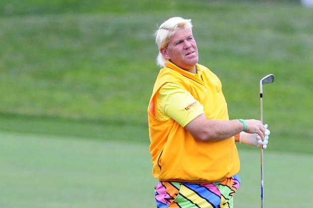Daly to Tiger and Sergio: Please Kiss and Make Up