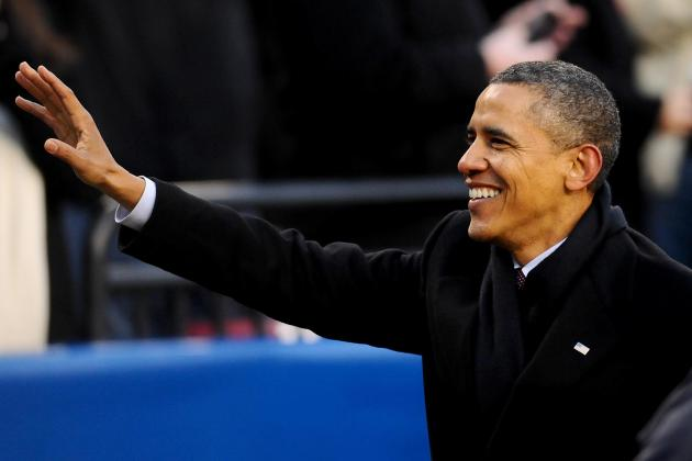 President Obama Will Be Honorary Chairman of Presidents Cup