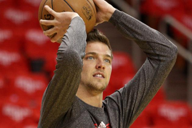 Chandler Parsons Invited to Team USA Camp