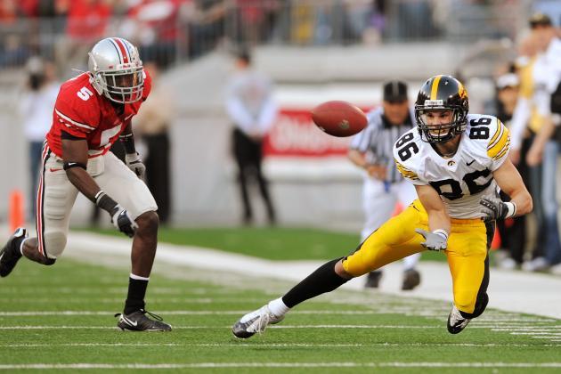 Ohio State's 2013 Homecoming Game Set Against Iowa, 3:30 Kickoff