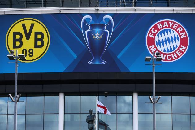 Bayern Munich vs Dortmund: Previewing Champions League Final