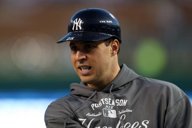 Mark Teixeira to Continue Rehabbing Wrist Injury in Trenton Next Week