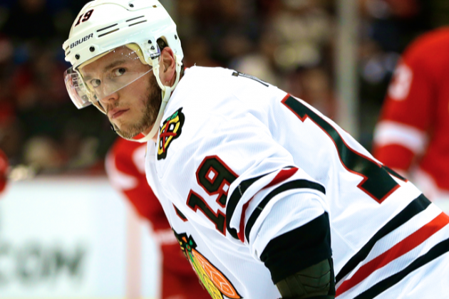 Chicago vs. Detroit: Is the Blackhawks' Dream Season About to End in a Choke?