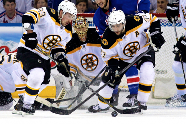 Boston vs. New York: It's Never Easy with the Bruins