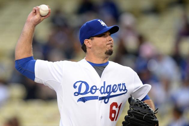Los Angeles Dodgers: Picking the 2013 Overpaid Team