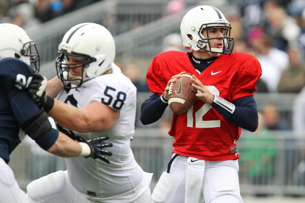 Penn State QB Transfer Isn't About Program, It's About Playing Time
